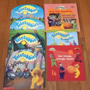 Other - 7 teletubbies books